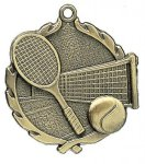 Wreath Tennis Medals All Trophy Awards