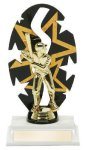 Baseball Male Backdrop Trophy All Trophy Awards