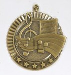 Star Music Medals All Trophy Awards