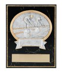 Swimming Resin Plaque Mount Award Basketball Trophy Awards