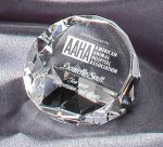 Crystal Paper Weight Diamond Awards