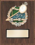 Swimming Resin Plaque Mount Award Hockey Trophy Awards