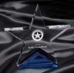 Blue Spectra Star Award Patriotic Awards
