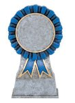 Color Ribbon Resin Mylar Holder Racing Trophy Awards